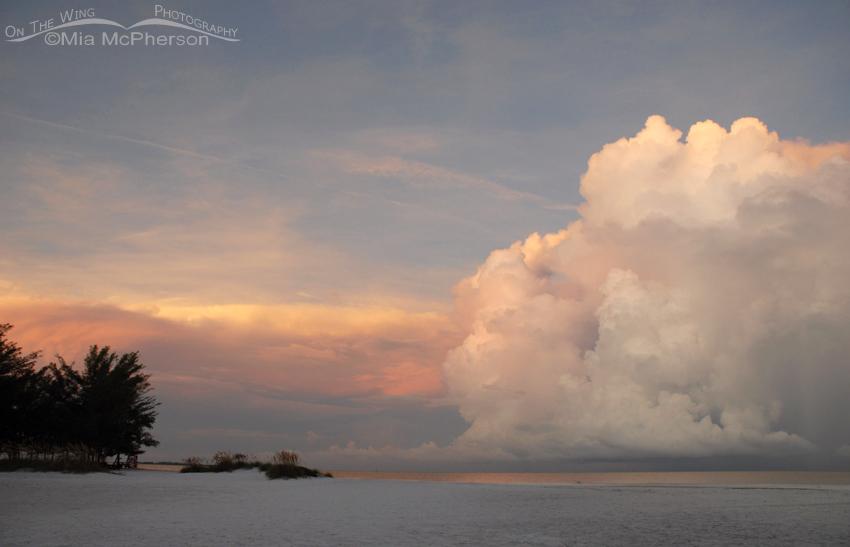 Fort DeSoto north beach sunrise